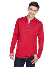 Men's Kinetic Performance Quarter-Zip. CE401