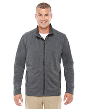 Men's Fairfield Herringbone Full-Zip Jacket. D885