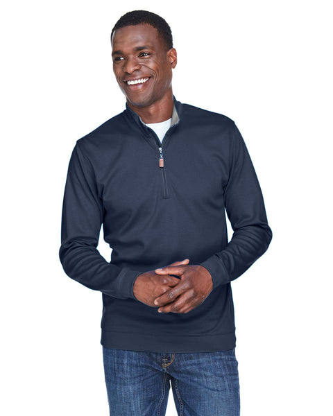 Men's DRYTEC20™ Performance Quarter-Zip. DG479