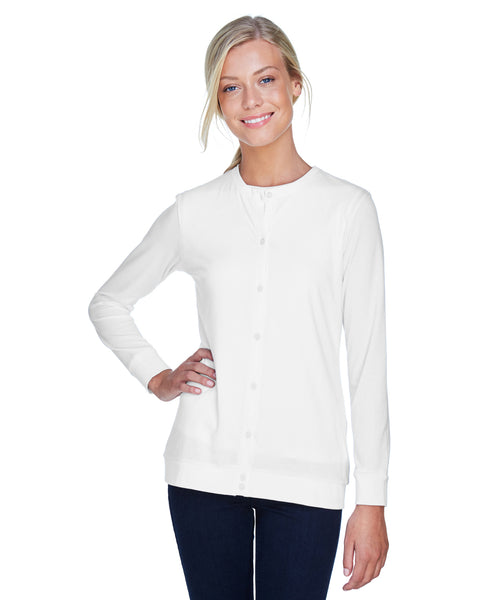 Ladies' Perfect Fit™ Ribbon Cardigan. DP181W