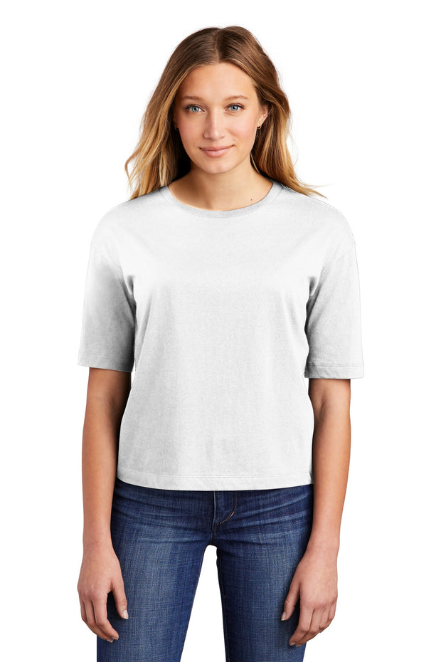 District  Women's V.I.T.  Boxy Tee DT6402