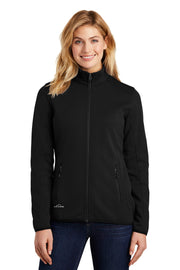 Eddie Bauer  Ladies Dash Full-Zip Fleece Jacket. EB243