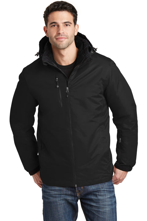 Port Authority Vortex Waterproof 3-in-1 Jacket. J332