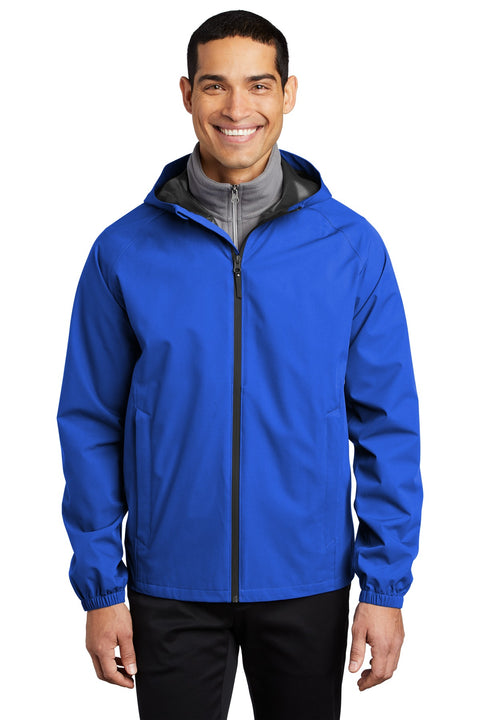 Port Authority  Essential Rain Jacket J407