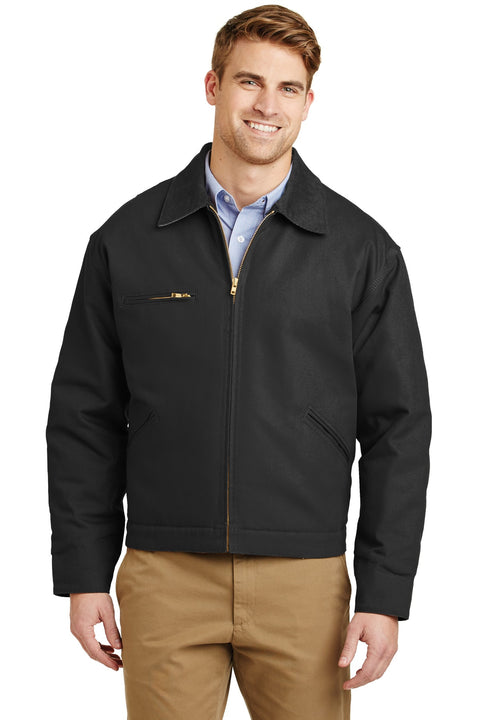 CornerStone - Duck Cloth Work Jacket.  J763
