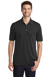 Port Authority Dry Zone UV Micro-Mesh Tipped Polo. K111