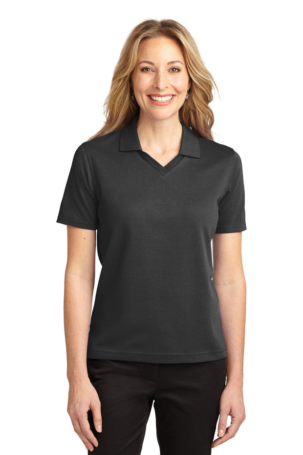 Port Authority Ladies Rapid Dry Polo.  L455