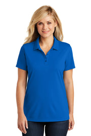 Port Authority Ladies Dry Zone UV Micro-Mesh Polo. LK110