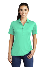 Sport-Tek Ladies Posi-UV  Pro Polo.  LST520
