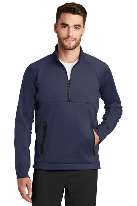 New Era  Venue Fleece 1/4-Zip Pullover. NEA523
