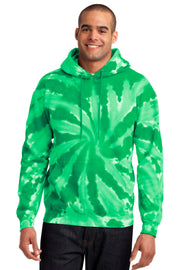Port & Company Tie-Dye Pullover Hooded Sweatshirt. PC146