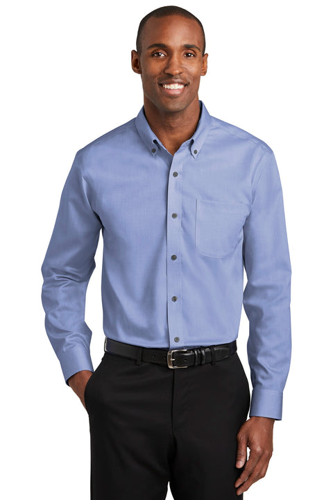 Red House  Pinpoint Oxford Non-Iron Shirt. RH240
