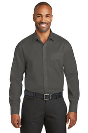 Red House Slim Fit Non-Iron Twill Shirt. RH80