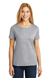 Hanes - Ladies Nano-T Cotton T-Shirt. SL04