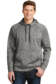Sport-Tek PosiCharge Electric Heather Fleece Hooded Pullover. ST225