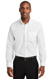 Red House  Tall Pinpoint Oxford Non-Iron Shirt. TLRH240