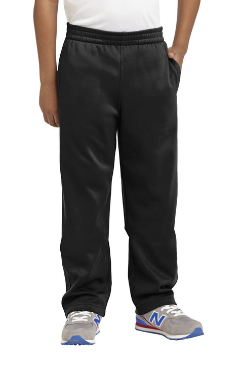 Sport-Tek Youth Sport-Wick Fleece Pant. YST237