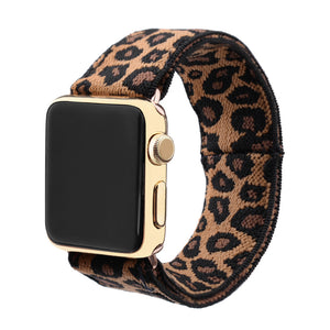 Stretchy Loop strap for apple watch