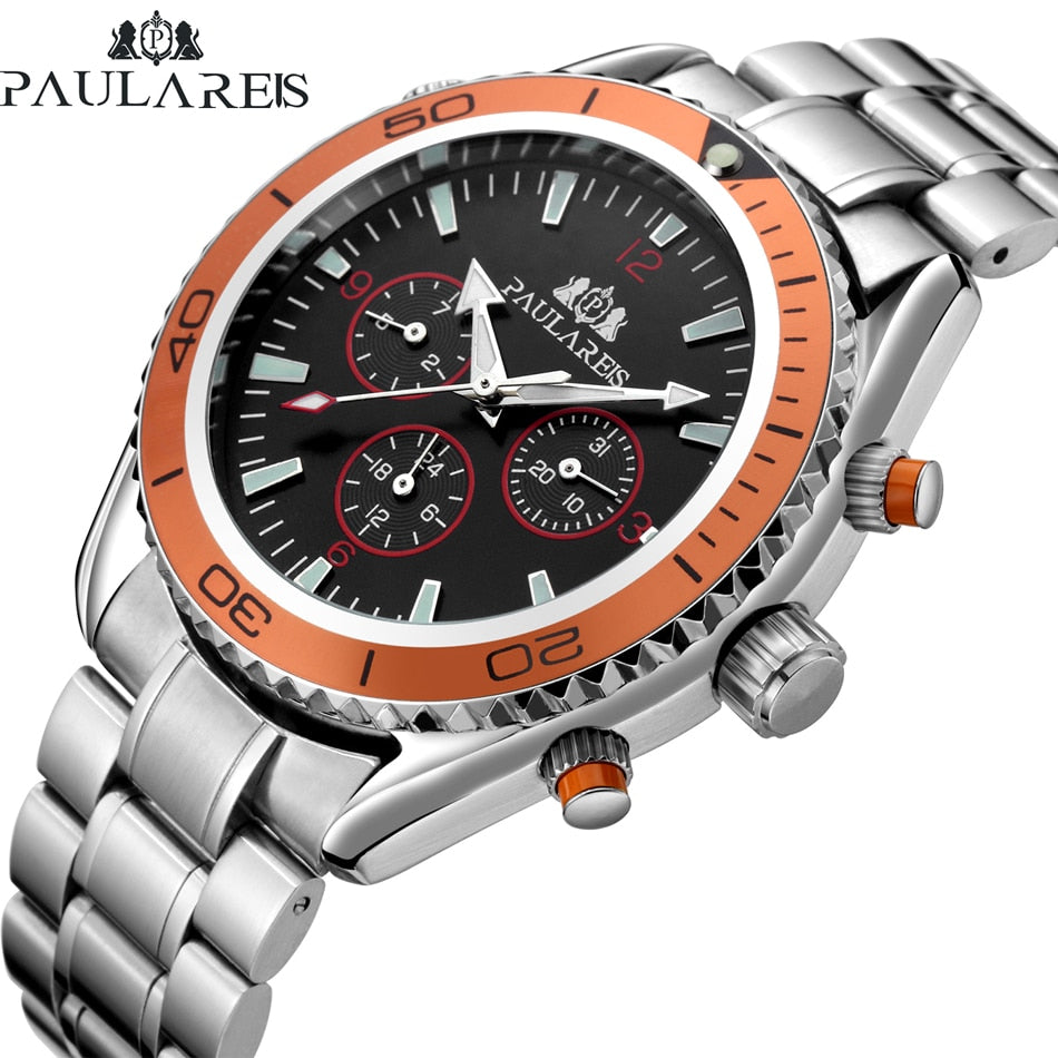 Paulareis 007 limited edition watch