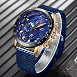 Load image into Gallery viewer, Lige Relogio men's watch