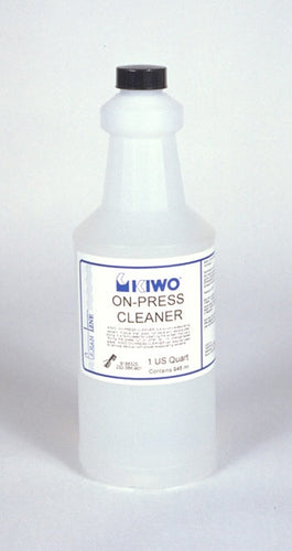 Kiwo On Press Cleaner