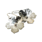 Lomasi sterling silver earrings