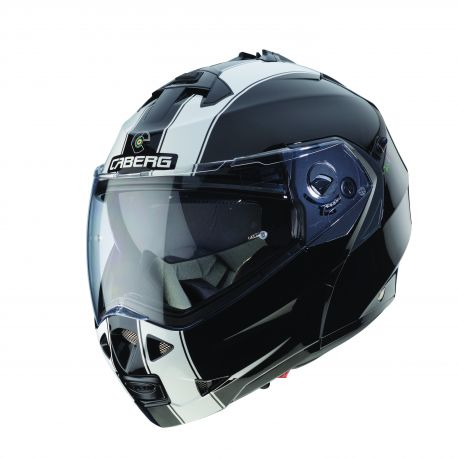 Casco Duke Legend Ngo/Bco M