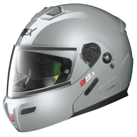 Casco  G9.1 Evolve Kinetic N-Com 23 Plata M