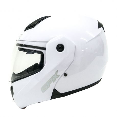 Casco Abatible  157 blanco S