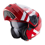 Casco Duke II SuperLegend Rjo/Bco M Caberg