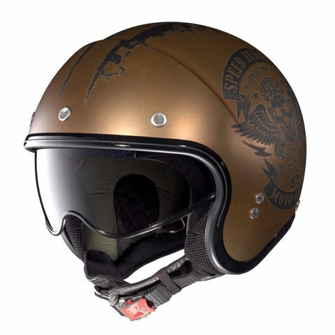 Casco N21 Speed Junkies 52 Cobre S