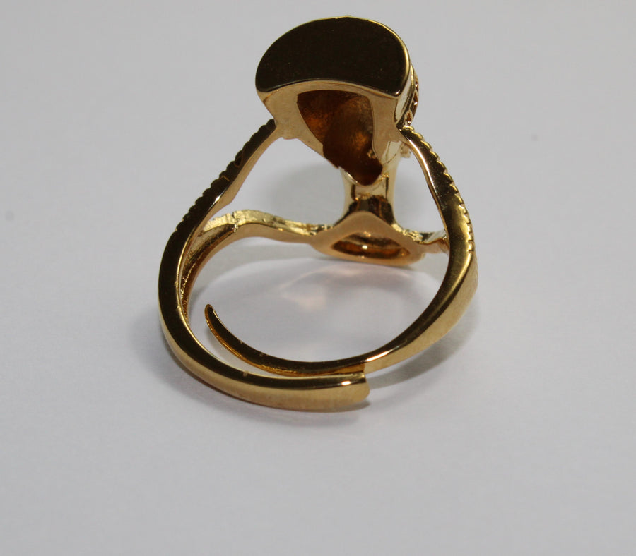 Nefertiti Ring (Adjustable)
