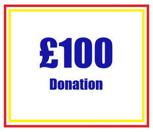 £100 Donation to Above Water