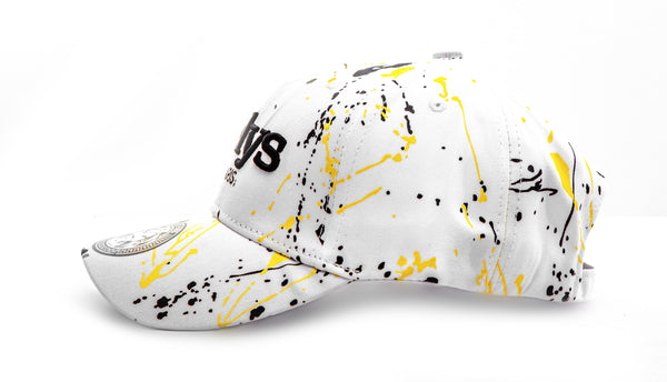 CP White / Yellow - ZELYS PARIS