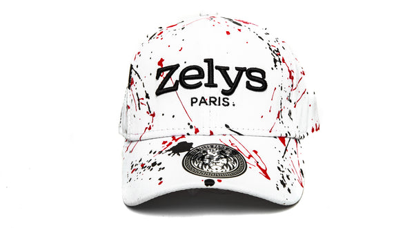 CP White / Red - ZELYS PARIS
