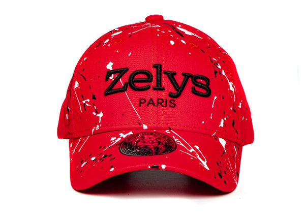 CP RED - ZELYS PARIS