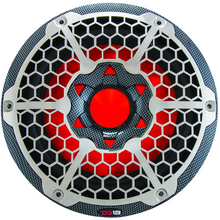 "Load image into Gallery viewer, DS18 HYDRO 10"" MARINE SUBWOOFER WITH INTEGRATED RGB LIGHTS 550 WATTS"