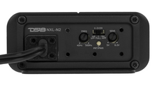 Load image into Gallery viewer, DS18 HYDRO MICRO MARINE GRADE AMPLIFIER 2 CHANNEL 600 WATTS