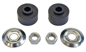 Bushing Kit, Shock Absorber, E-Z Go and Club Car