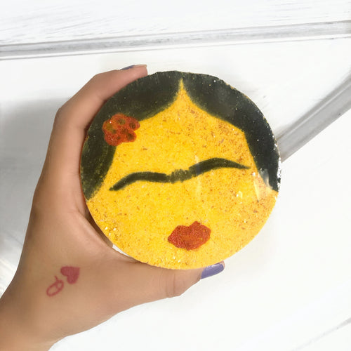 Colors of Frida Bath Bomb