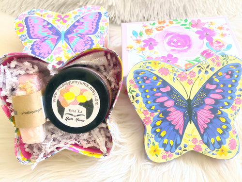Mother's Day Gift Set- Butterfly