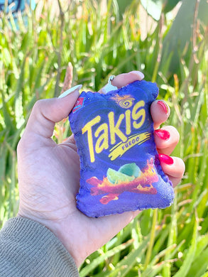 Takis Lover Key Chain
