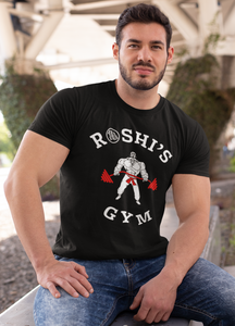 DRAGON BALL - ROSHI'S GYM  - CAMISETA