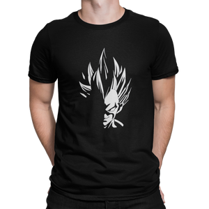 DRAGON BALL - Vegeta Reflejo  - CAMISETA