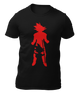 DRAGON BALL - Goku pequeño y adulto - CAMISETA