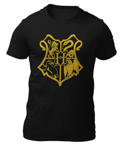 HARRY POTTER - HOGWARTS - CAMISETA - kxulo