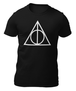 HARRY POTTER - Reliquias de la Muerte  - CAMISETA