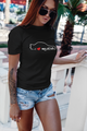 BMW - I LOVE MY E30 - CAMISETA - kxulo