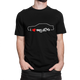 BMW - I LOVE MY E34 - CAMISETA - kxulo