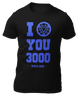 IRON MAN - I Love You 3000 - CAMISETA - kxulo